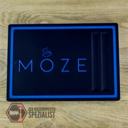 Moze Shisha  • Kopfbaumatte - Blue