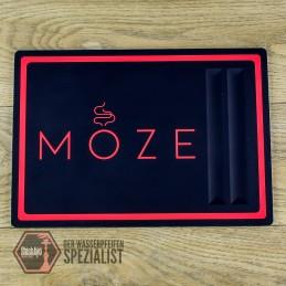 Moze Shisha  • Kopfbaumatte - Red