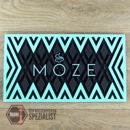 Moze Shisha  • Abtropfmatte - Mint