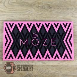 Moze Shisha  • Abtropfmatte - Pink