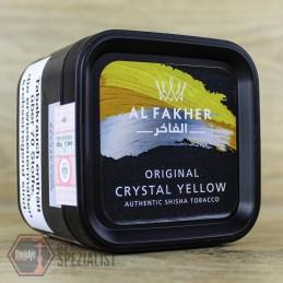 Al Fakher • Crystal Yellow 200gr.