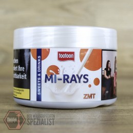 TooToon Tobacco • Mi-Rays 200gr.