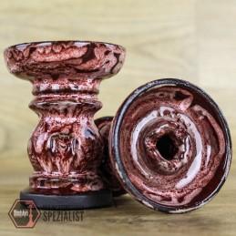 MIT Luxury Bowls • Bowl Alfa- Wine Red