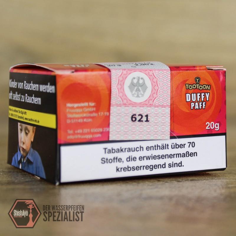 TooToon Tobacco • Duffy Puff 20gr.