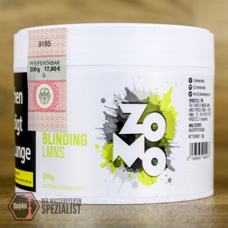 Zomo Tobacco • Blinding Lmns 200gr.