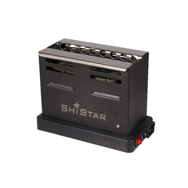 • ShiSTAR Kohle Toaster