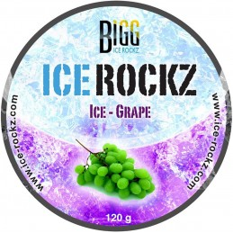 BIGG Ice Rocks Ice Grape...