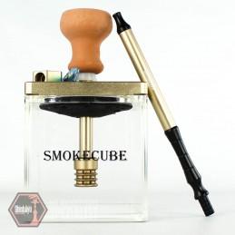 CRT- Smoke Cube Champagne Gold